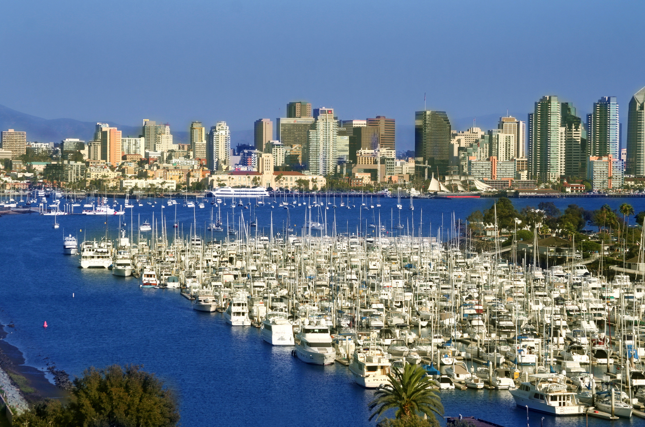 a personal recount on a trip to san diego